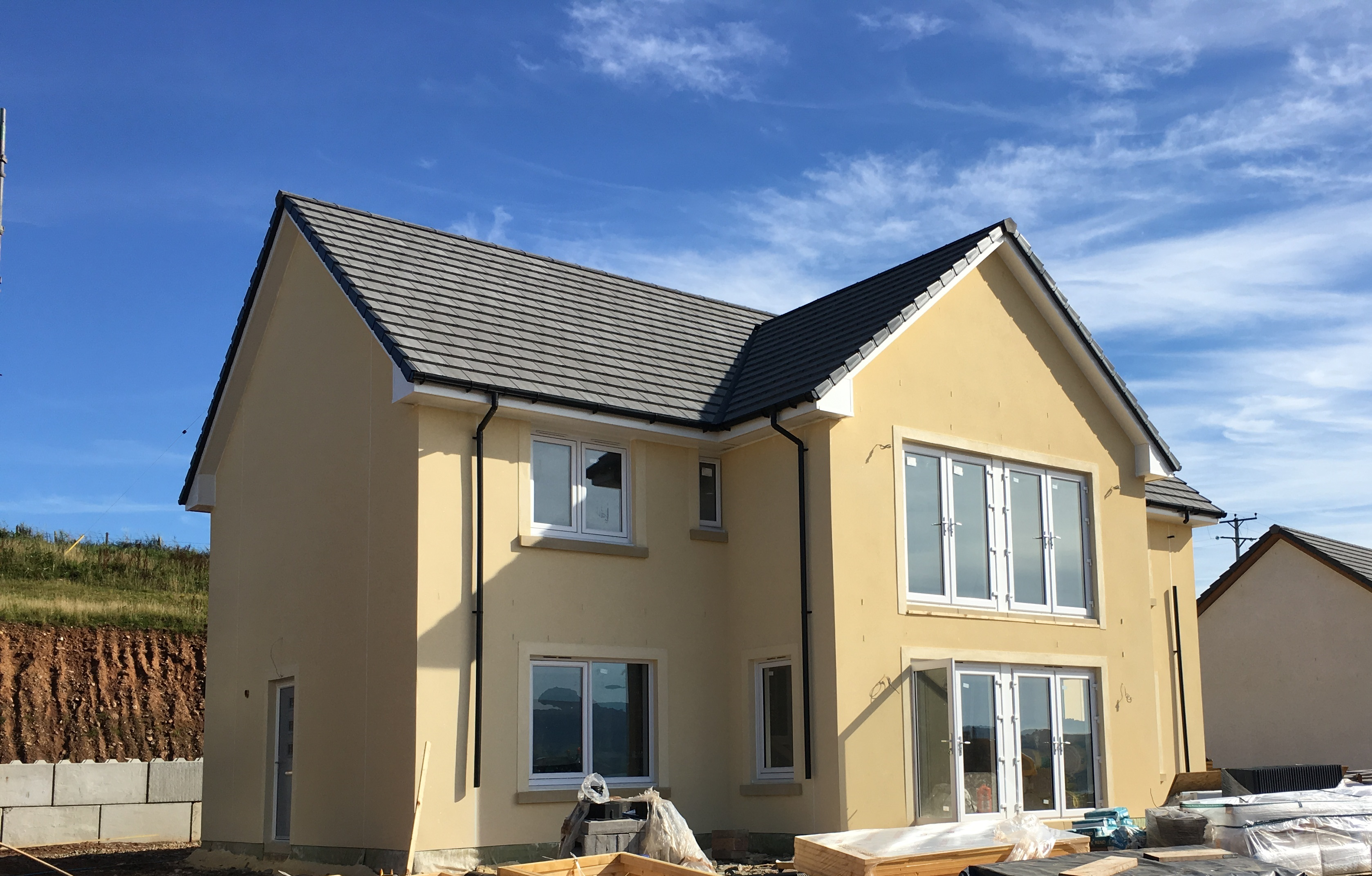House for sale, plot 7 Knockruan Way, Dalintober, Campbeltown