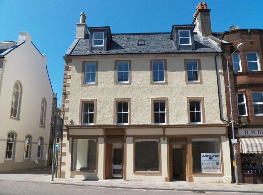 Apartment for rent, 2 Cross Street, Campbeltown