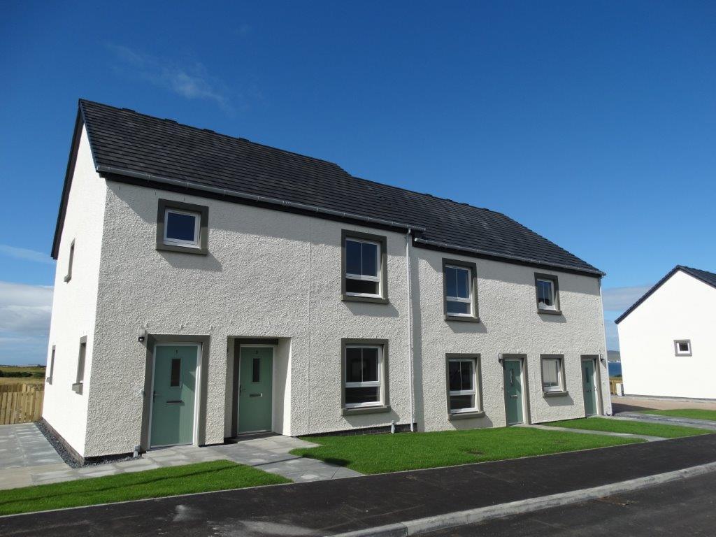 Bowmore Housing Development