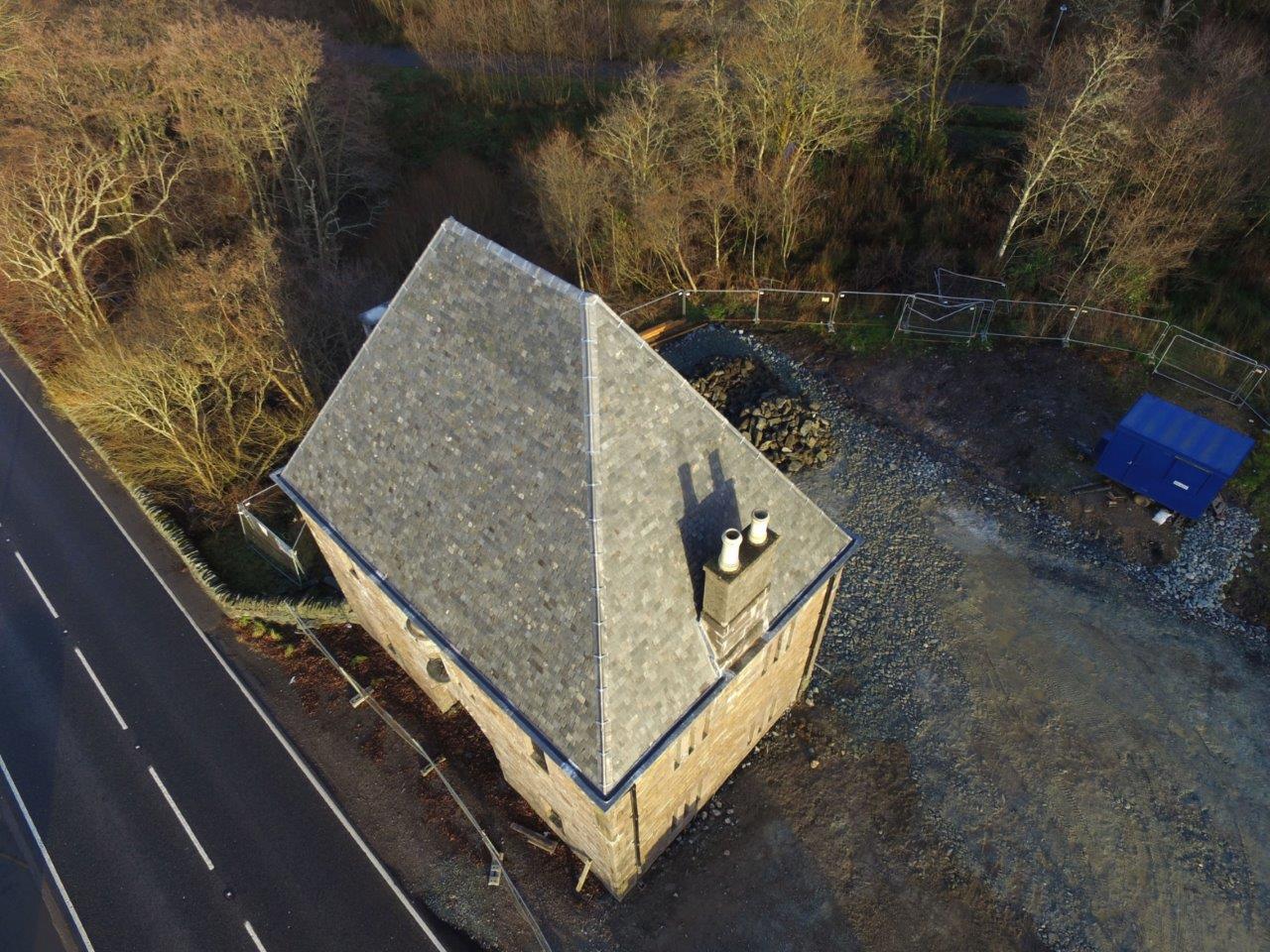 Clock Lodge Lochgilphead
