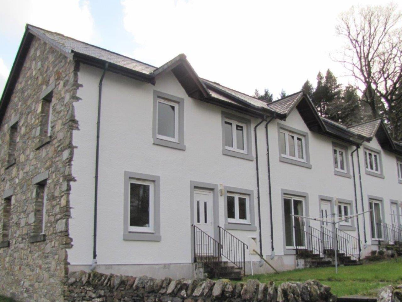 Terraced house for rent, Achnaba by Lochgilphead