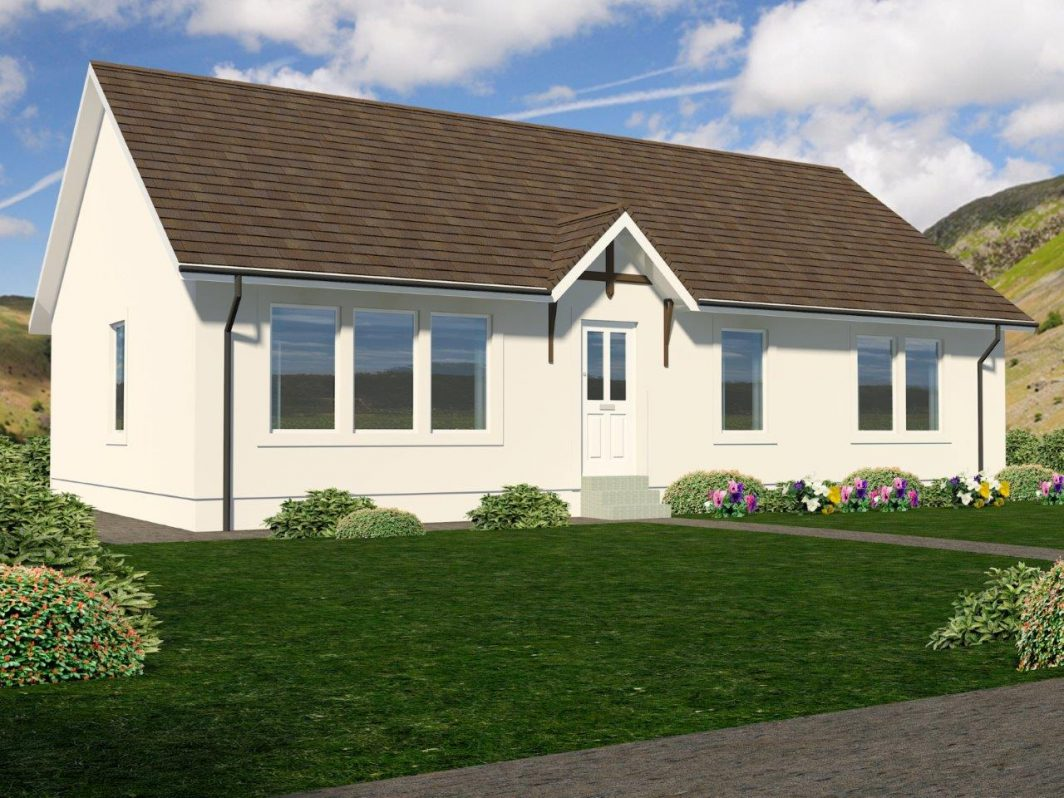 3 bedroom bungalow for sale silvercraigs macleod for 3 bed