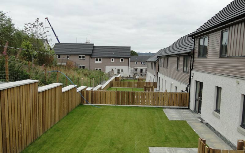 Housing Association Lochgilphead