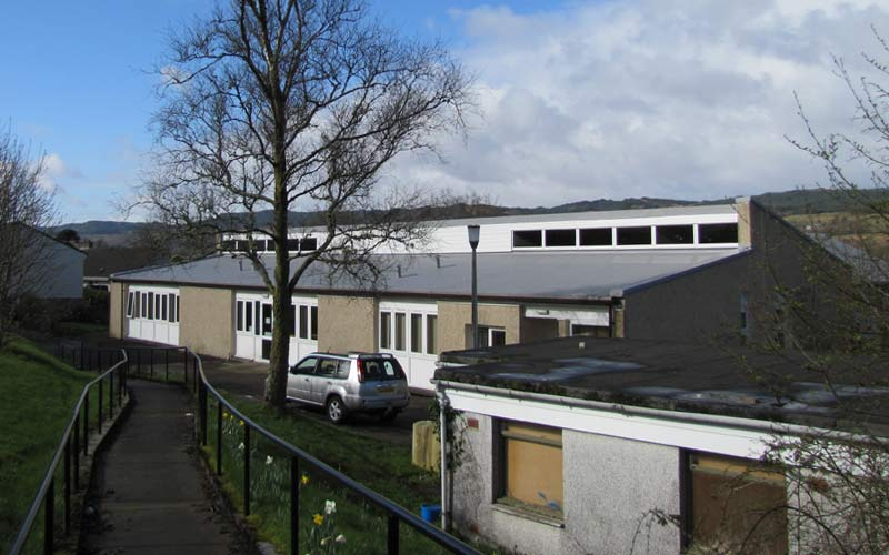 Refurbishment Lochgilphead