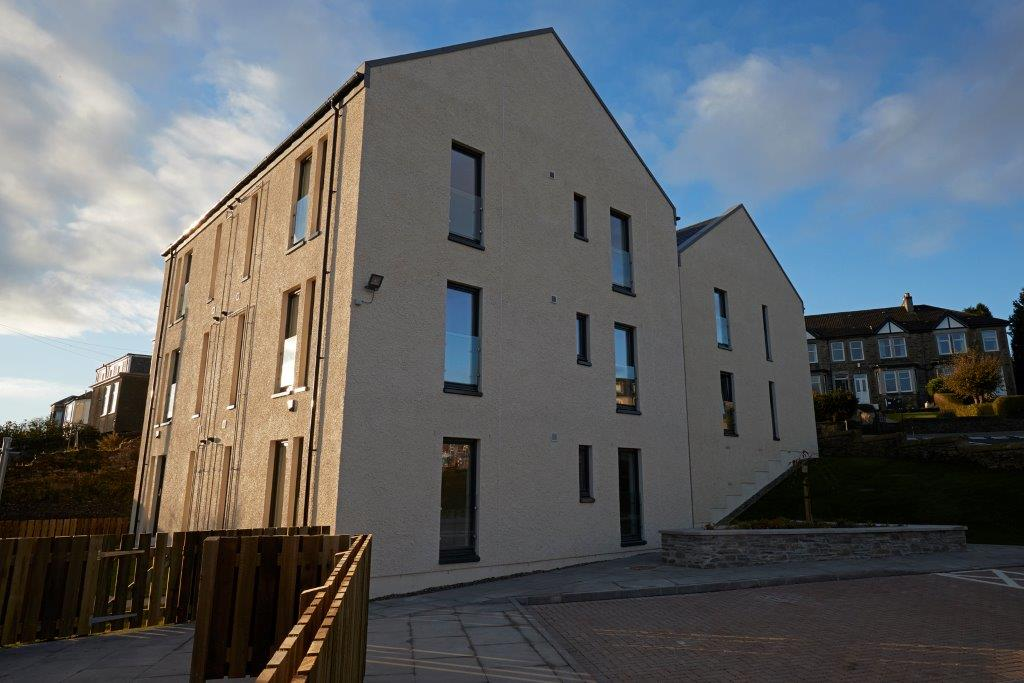 St Cuthberts Housing Development