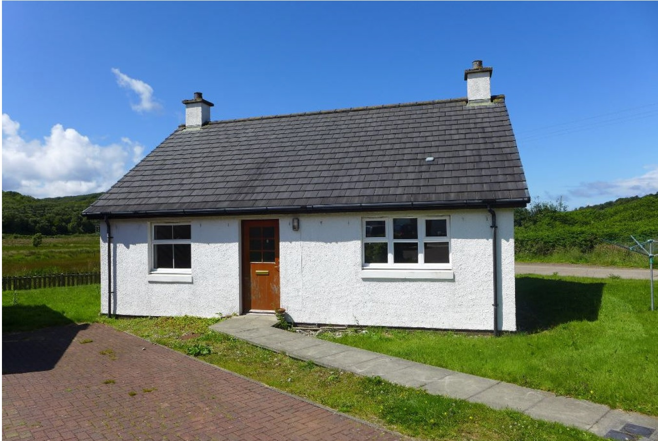 House for sale: no.1 Creagan Dearg, Tayvallich