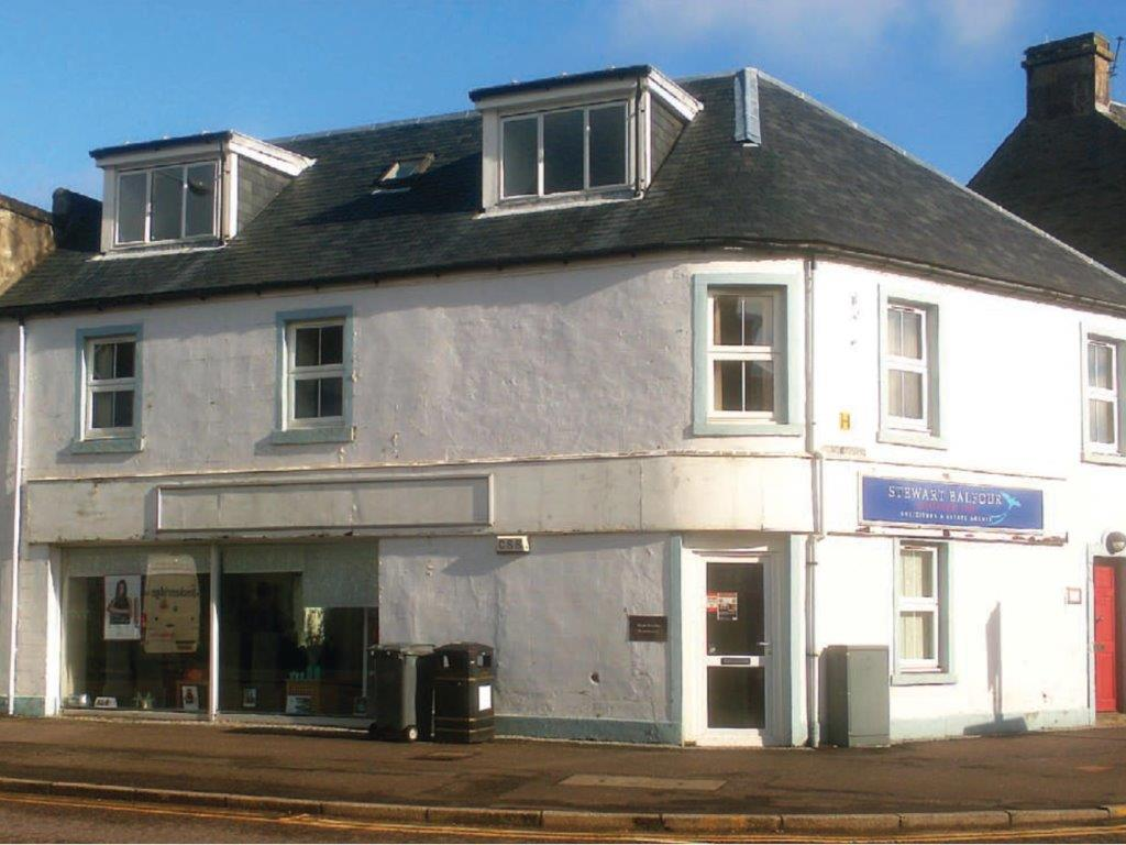 Offices for rent, 18 Argyll Street, Lochgilphead