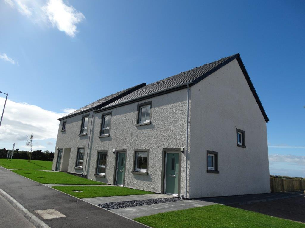 Bowmore Housing Development