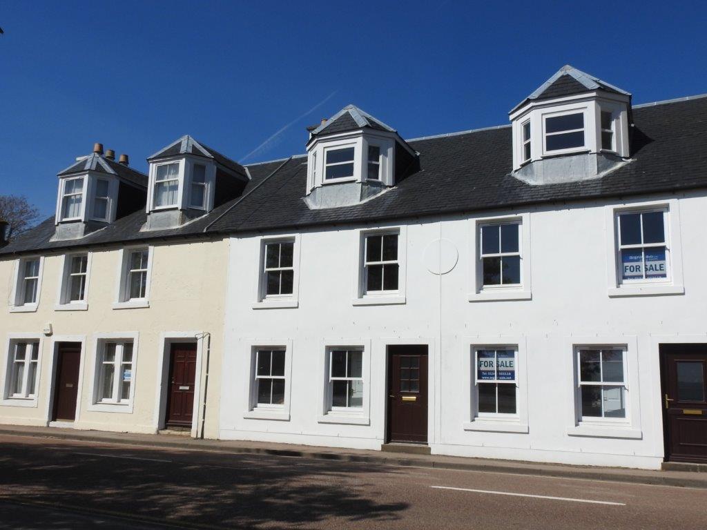Town house for sale, 20A Poltalloch Street, Lochgilphead